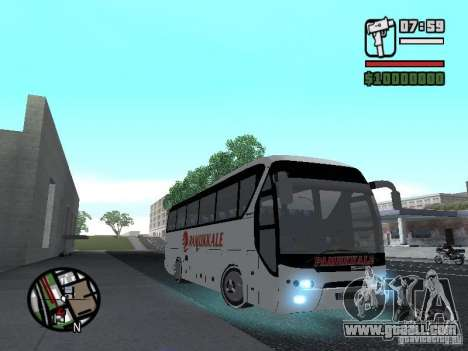 Neoplan Tourliner for GTA San Andreas right view