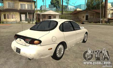 Ford Taurus 1996 for GTA San Andreas right view