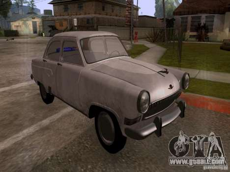 GAZ 21 Volga for GTA San Andreas