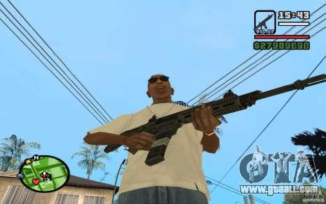 ACW-R HD for GTA San Andreas forth screenshot