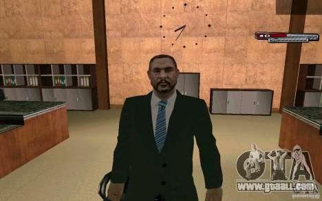 Mayor HD for GTA San Andreas fifth screenshot