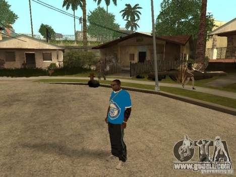 Mike Zenith for GTA San Andreas third screenshot