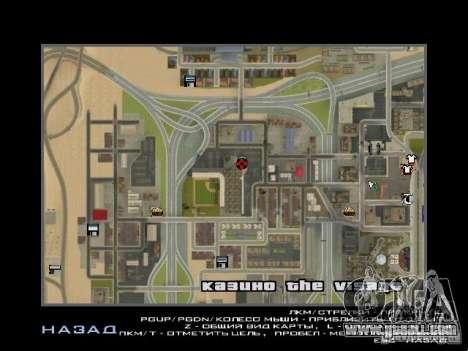 Concert of the AK-47 v2 for GTA San Andreas ninth screenshot