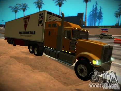 Refrigerator trailer for GTA San Andreas right view