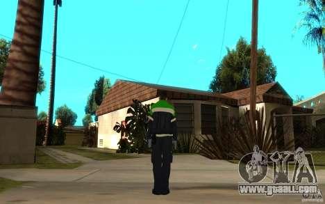 Russian paramedic ambulance for GTA San Andreas third screenshot
