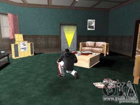 Breath for GTA San Andreas second screenshot