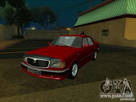 GAZ 3110 for GTA San Andreas