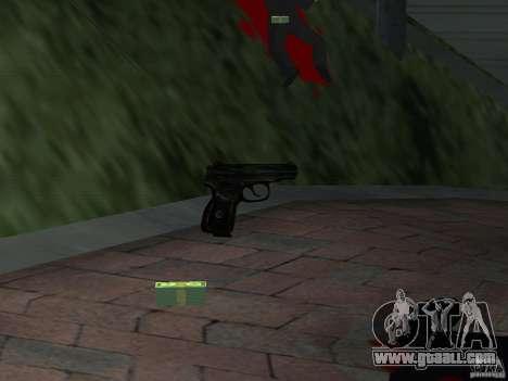 Pak domestic weapons version 4 for GTA San Andreas seventh screenshot