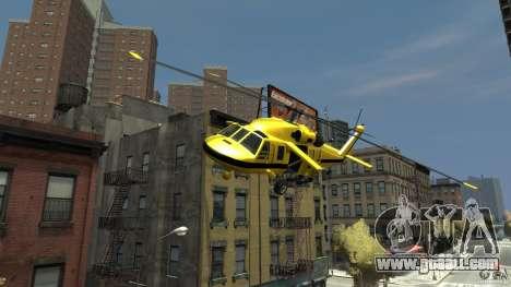 Yellow Annihilator for GTA 4