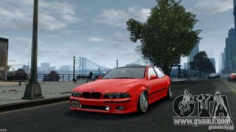 BMW M5 E39 BBC v1.0 for GTA 4