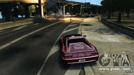 CarRocket v2 for GTA 4 third screenshot