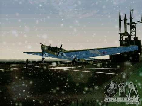 TB-3 for GTA San Andreas