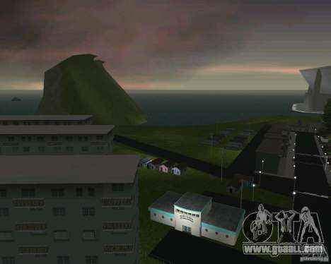 Back to the future Hill Valley for GTA Vice City fifth screenshot