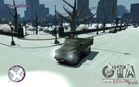 GAZ 53 for GTA 4