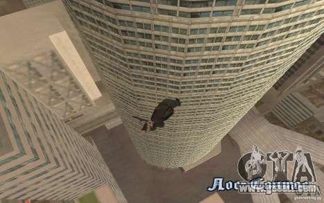 Unique animation of GTA IV V3.0 for GTA San Andreas sixth screenshot