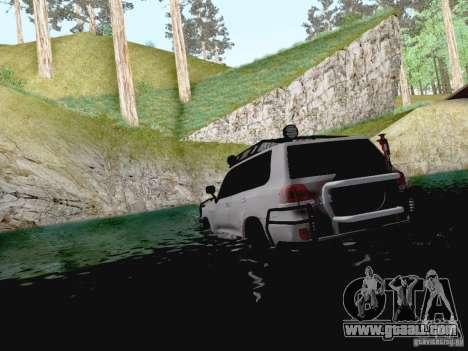 Hunting Mod for GTA San Andreas