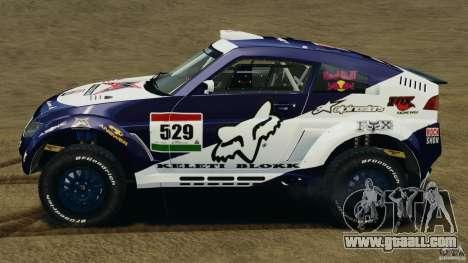 Mitsubishi Montero EVO MPR11 2005 v1.0 [EPM] for GTA 4 left view