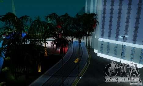 Marty McFly ENB 2.0 California Sun for GTA San Andreas fifth screenshot