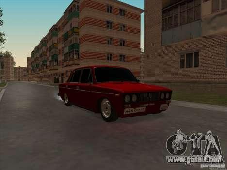 VAZ 2106 Pyatigorsk for GTA San Andreas