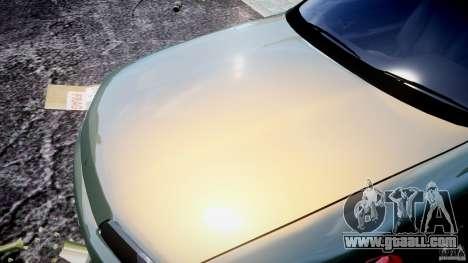 Nissan Skyline R32 GTS-t 1989 [Final] for GTA 4 bottom view