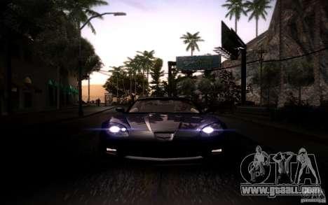 SA Illusion-S V1.0 Single Edition for GTA San Andreas sixth screenshot