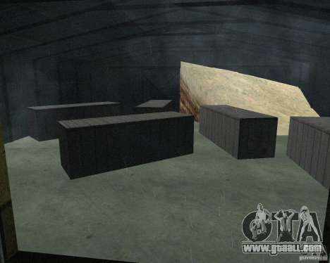 DRAGON base v2 for GTA San Andreas forth screenshot