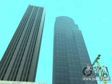 Doherty Plaza-new Dorothy for GTA San Andreas fifth screenshot