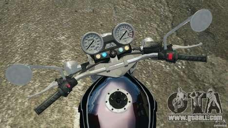 Kawasaki Zephyr for GTA 4 back view
