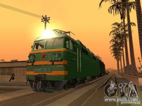 Vl80s for GTA San Andreas