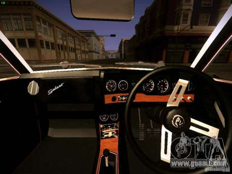 Mitsubishi Galant GTO-MR for GTA San Andreas right view
