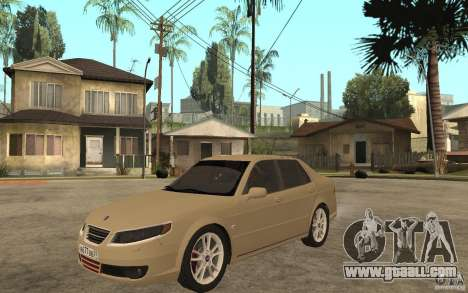 Saab 9-5 for GTA San Andreas