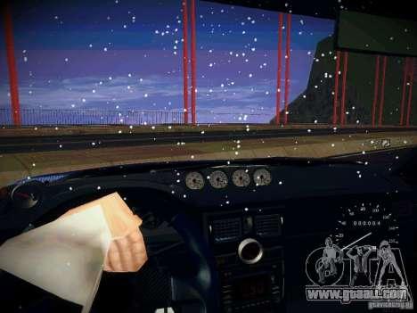 Lada Priora Turbo v2.0 for GTA San Andreas side view