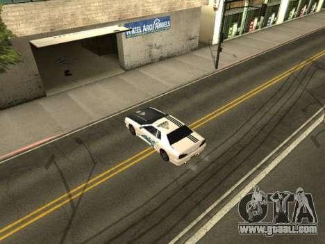 Vinyl for Elegy for GTA San Andreas second screenshot