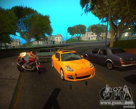 ENBSeries Realistic for GTA San Andreas forth screenshot