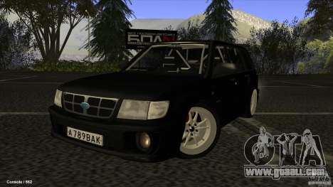 Subaru Forester Turbo 1998 for GTA San Andreas