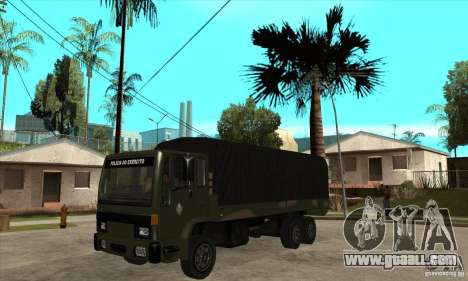 DFT-30 Brazilian Army for GTA San Andreas