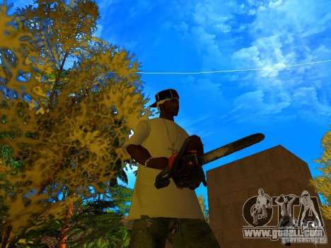 New Weapon Pack for GTA San Andreas eighth screenshot