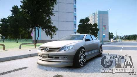 Schafter2 Sedan for GTA 4