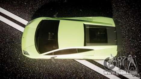 Lamborghini Gallardo LP570-4 Superleggera 2010 for GTA 4 right view