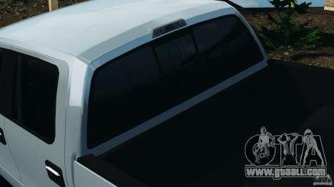 Ford F-150 v1.0 for GTA 4 wheels