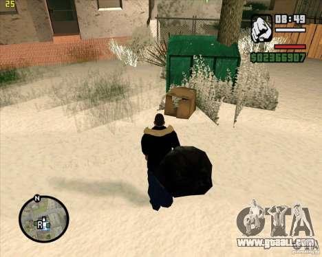 Make trash for GTA San Andreas forth screenshot