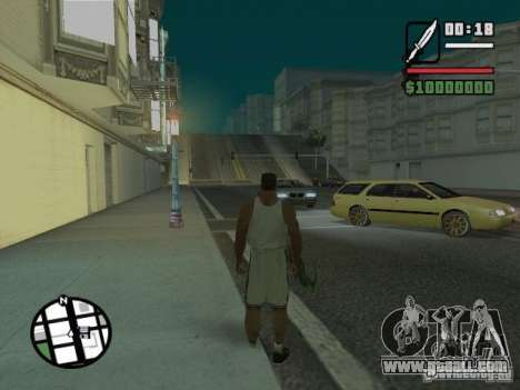 Dream for GTA San Andreas second screenshot