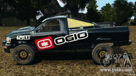 Dodge Power Wagon for GTA 4 left view