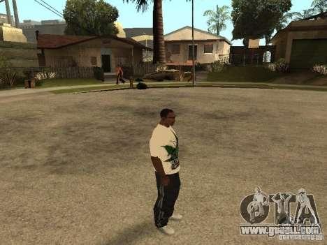 Mike Svoboda for GTA San Andreas third screenshot