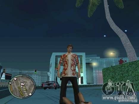 Tony Montana for GTA San Andreas