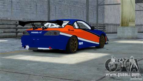 Nissan Silvia S15 Tokyo Drift V.2 for GTA 4 right view