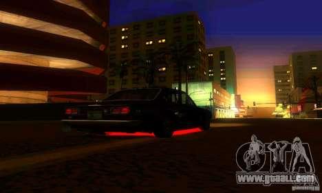 Nissan Skyline 2000-GTR for GTA San Andreas side view