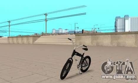 Puma MT Bike for GTA San Andreas
