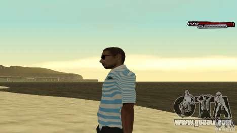 New Latinos for GTA San Andreas second screenshot