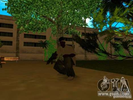 New Weapon Pack for GTA San Andreas sixth screenshot